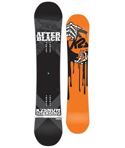 K2 Afterblack Snowboard