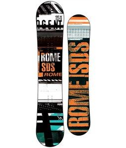 2009 Rome Agent Snowboard
