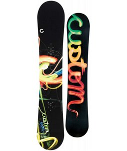 The 2009 Burton Custom Snowboard