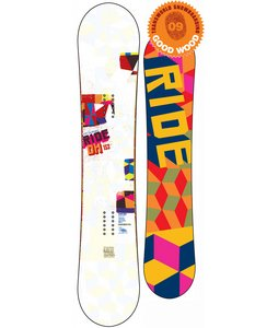 The 2009 Ride DH Snowboard